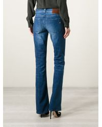 Dondup Front Pocket Flared Jeans - Lyst