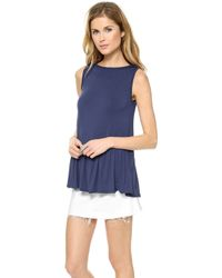 Rachel Pally Sleeveless Sissy Top - Lyst