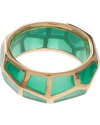 Isharya Stackable Resin Ring - Lyst