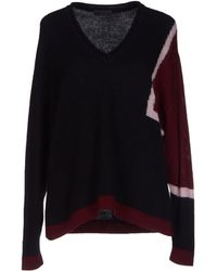 Costume National Sweater - Lyst