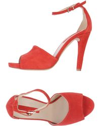 Coccinelle Sandals - Lyst