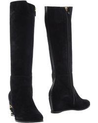 Norma J.baker Boots black - Lyst