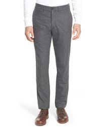 Grayers - 'newport' Slim Fit Pants - Lyst