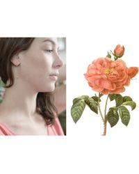 Agnes De Verneuil Small Bells Pendant Earrings - Lyst