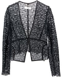 Chloé Embroidered Jacket - Lyst