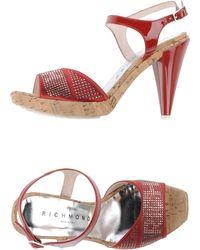 Richmond Sandals - Lyst