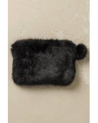 Helen Moore - Ebonie Faux Fur Crossbody - Lyst