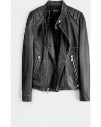 Zadig & Voltaire Jacket Lily Used - Lyst