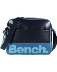 Bench - Montuk Synthetic Messenger Bag - Lyst