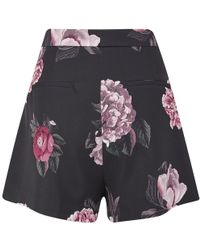 C/meo Collective - Women's Crew Love Shorts - Lyst