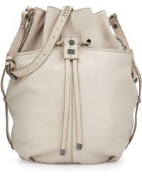 Kooba Frankie Drawstring Bucket Bag - Lyst
