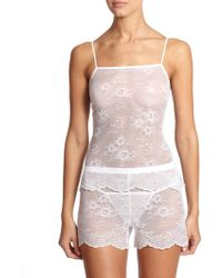 Cosabella Vicenza Camisole & Scalloped Short - Lyst