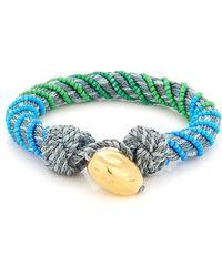 Maya bead-embellished bracelet Aur v71W8jiB