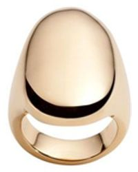 Jennifer Fisher - Smooth Ring - Lyst