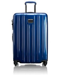 Tumi - V3 Extended Trip Expandable Packing Case In Deep Blue - Lyst
