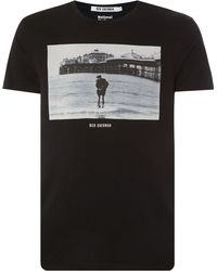 Ben Sherman | Tony Ray Jones Brighton T-shirt | Lyst