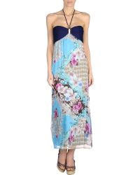 Christies Cover-Up blue - Lyst