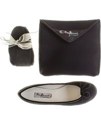 Black.co.uk - Black Aquafeet Foldable Ballet Flats - Lyst