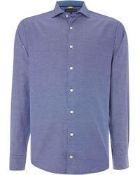 Tommy Hilfiger New York Check Shirt - Lyst