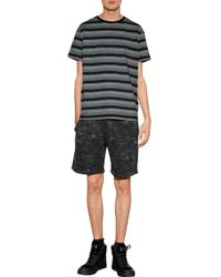 Marc By Marc Jacobs Cotton Striped T-Shirt - Lyst