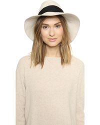 Eugenia Kim Jordana Hat - Sandblack - Lyst