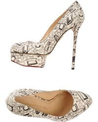 Charlotte Olympia Court - Lyst