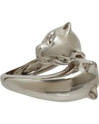 Sidney Garber | Panther Ring | Lyst