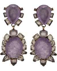 Iradj Moini - Couture Earrings - Lyst