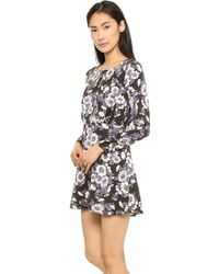 Free People Parker Dress Ink - Lyst