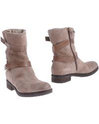Alberto Fermani Ankle Boots - Lyst