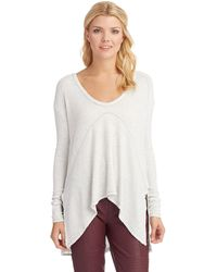 Free People Thermal Sunset Park Top - Lyst