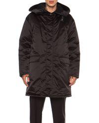 Calvin Klein Mens Farsund Quilted Nylon Coat - Lyst
