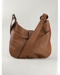 6a6bce0572 PERRIN Paris - Besace Shoulder Bag - Lyst