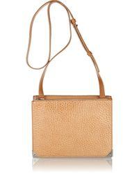 Alexander Wang Prisma Double Envelope Leather Shoulder Bag - Lyst