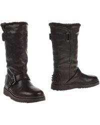 Car Shoe Boots - Lyst