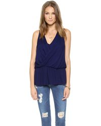 Ella Moss Stella Top  Twilight - Lyst