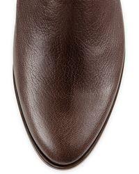 Anyi Lu - Cynthia Leather Ankle Boot - Lyst