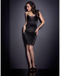 Agent Provocateur Devyn Dress black - Lyst