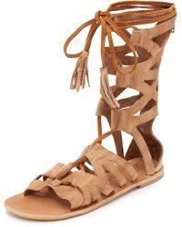 Free People - Mesa Verde Gladiator Sandals - Lyst