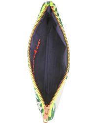 Samudra - Baby Leaf Pouch - Floating Leaf - Lyst