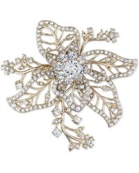 Marchesa | Orchid Pin | Lyst