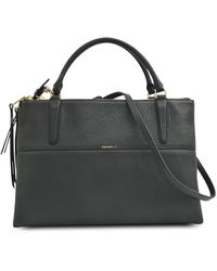 Coach Black Borough Bag - Lyst