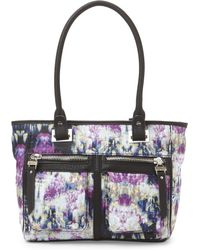 Nicole Miller - Multicolor Astoria Handbag - Lyst