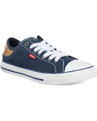 Levi's ® Stan Lace-Up Sneakers - Lyst