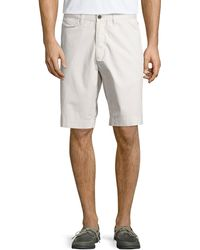 Robert Graham Excursion Straight-Leg Shorts - Lyst