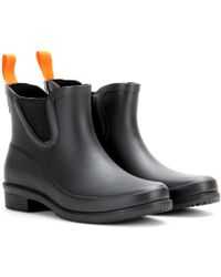 Swims Dora Rubber Ankle Boots - Lyst