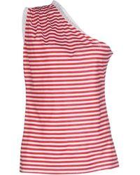 Cora De Adamich - T-shirt - Lyst