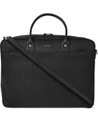 Globe-trotter Jet Set Boston Overnight Bag - Lyst