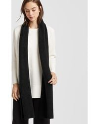 Eileen Fisher - Luxe Cashmere Scarf - Lyst