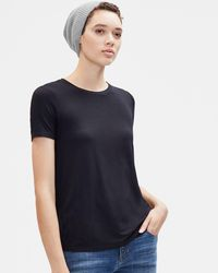 Eileen Fisher - Lofty Recycled Cashmere Hat - Lyst